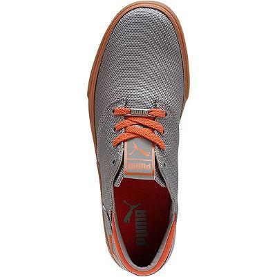 401x401 Puma El Seevo Canvas For Men Sneakers Limestone Gray Tigerlily