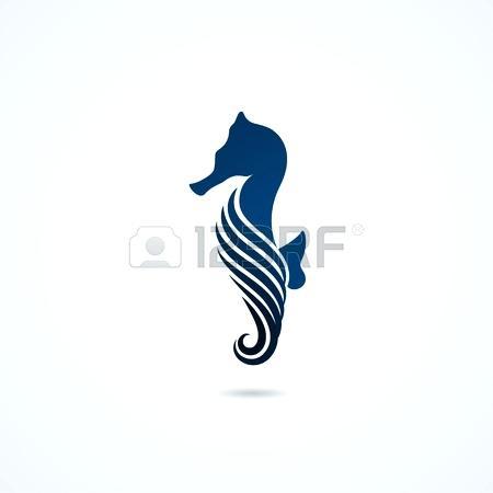 450x450 Seahorse Silhouette Free Seahorse Silhouette