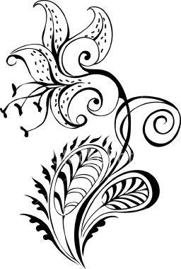 256x380 Tedlillyfanclub Tiger Lily The Best Design Tattoo Flowers