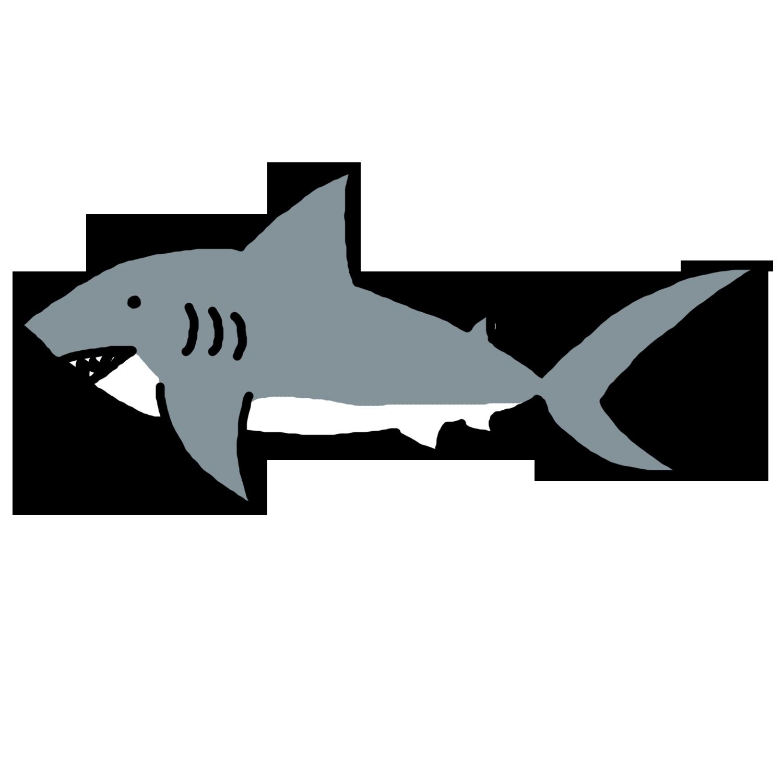 1500x1500 Shark Clip Art Clipartlook