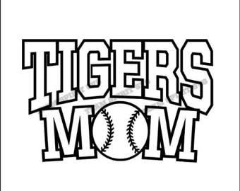 340x270 Tigers Baseball Etsy