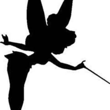354x354 Shop Tinkerbell Wall Decals On Wanelo