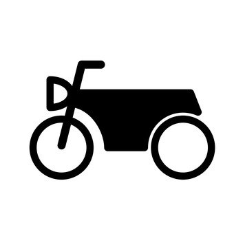 340x340 Free Silhouettes Toy, Cart, Silhouette
