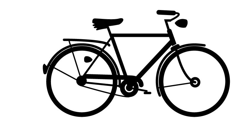 800x400 Bike Silhouettes For The Tire Pressure App Bike Tinker