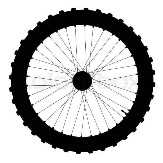 632x632 Riding Outdoor Trail In S Best Mountain Bike Tire Silhouette Free
