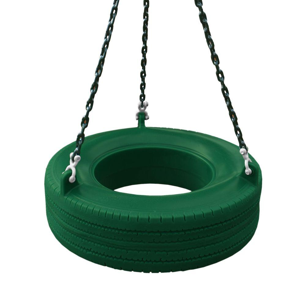1000x1000 Tire Swing Clipart