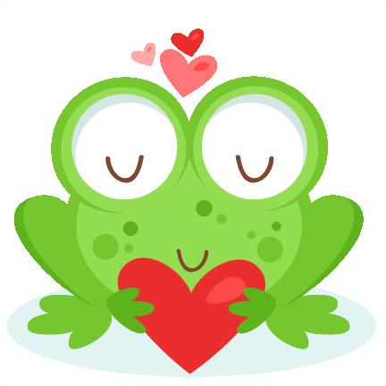 432x432 Love Toad Svg Scrapbook Cut File Cute Clipart Files For Silhouette