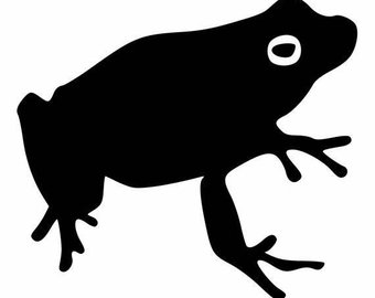 340x270 Toad Wall Decal Etsy