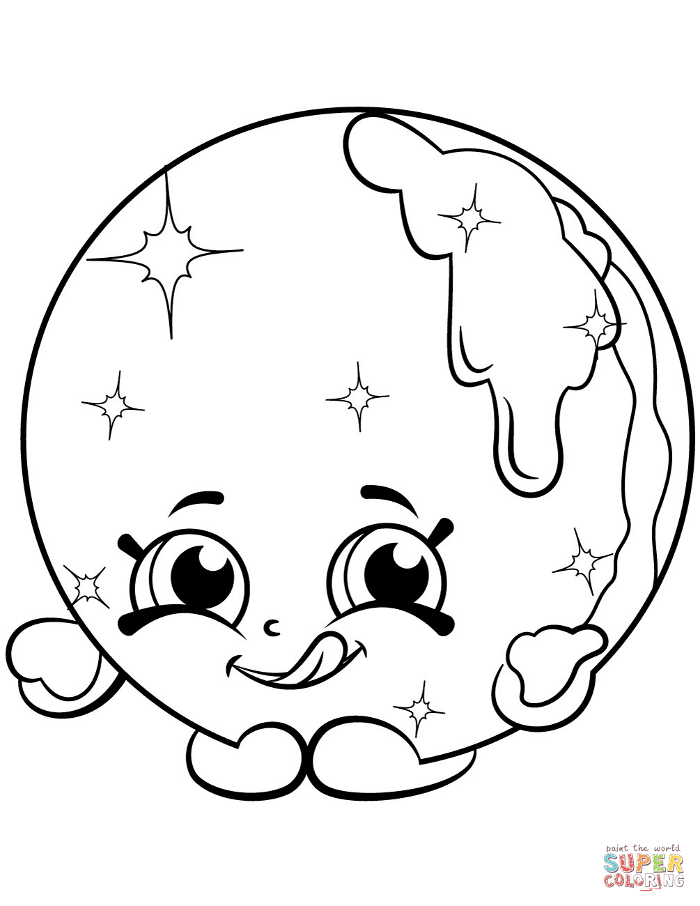 1005x1300 Sweat Leafy Roll Of Toilet Paper Shopkin Coloring Page Free