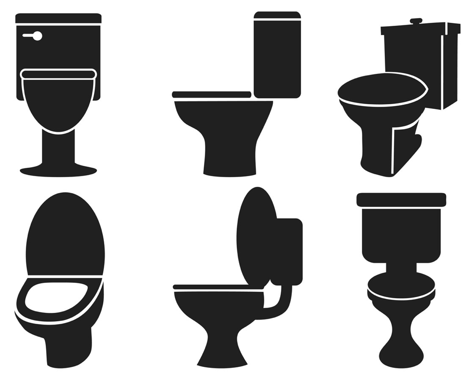 The Best Free Bathroom Silhouette Images Download From
