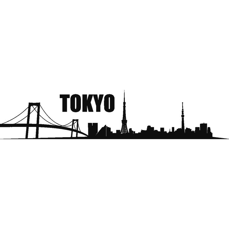 736x736 8 Best Skyline Images On Tokyo, Tokyo Japan And Skyline