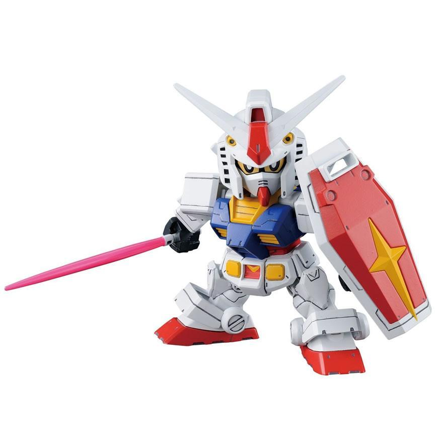 880x880 Mobile Suit Gundam Sd Gundam Cross Silhouette Plastic Model Rx