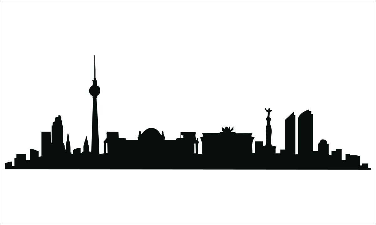 1200x720 Skyline Of Berlin