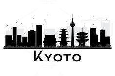 236x157 Tokyo City Skyline Silhouette Tokyo City, Skyline Silhouette