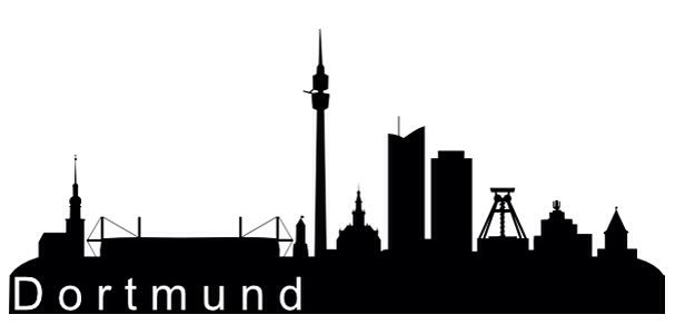 607x300 Dortmund Skyline Pics Tokyo City, Bonn And Tattoo