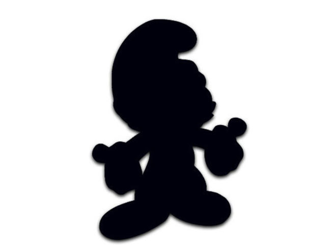 640x480 How Many Cartoon Characters Can You Name From Just A Silhouette
