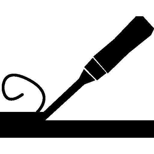512x512 Chisel, Toolbox, Maintenance, Repair Icon