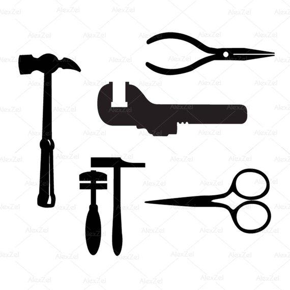 570x570 Retro Tool Svg Retro Svg Silhouette Svg Png Cuts Tools