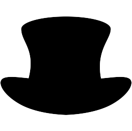 263x262 New Silhouettes Top Hat, Tortoise, Toucan, And More