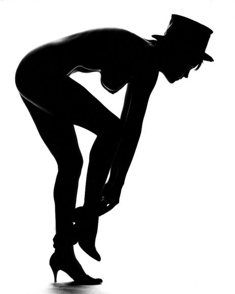 463x580 Don Kellogg Usa Top Hat Silhouette Monochrome