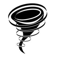 236x236 Tornado Logo Twister Tornado Stock Logo Icon Illustration