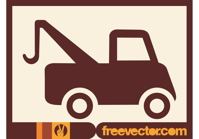 700x490 Free Vector Tow Truck