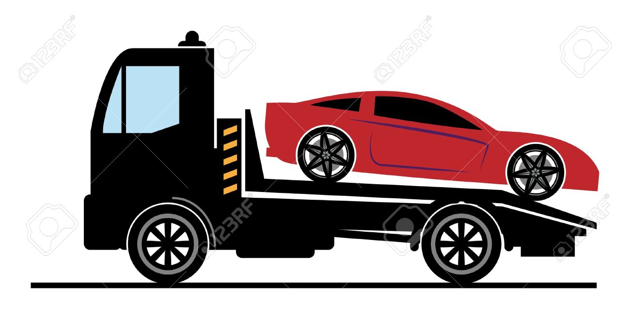 1300x658 Tow Truck Graphics Clipart