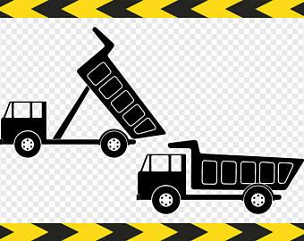 340x270 Dump Truck Svg Etsy