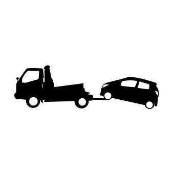 340x340 Free Silhouettes Car, Icon