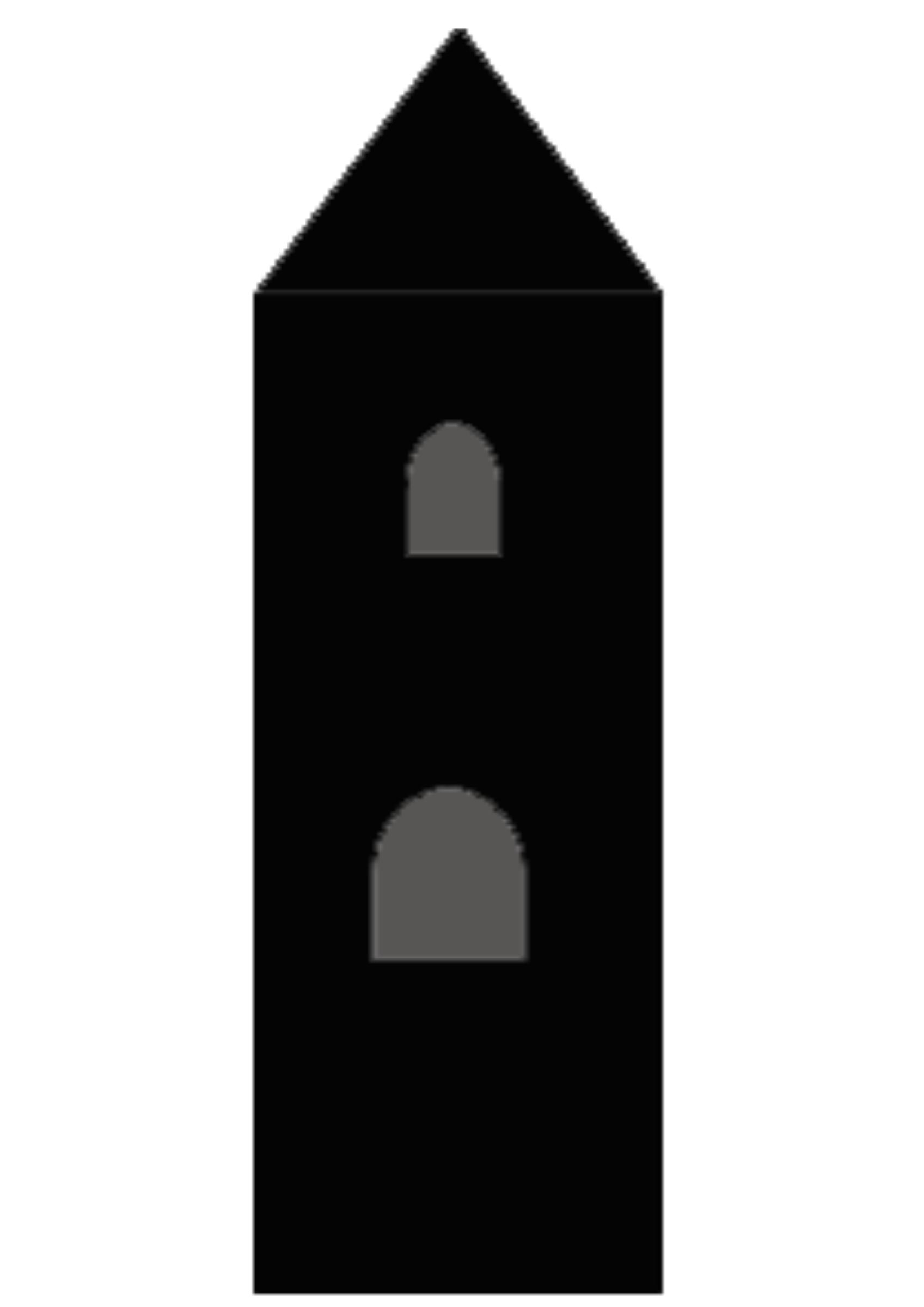 1697x2400 Ireland Round Tower Silhouette Icons Png