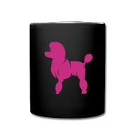 190x190 King Poodle Silhouette By Namo Spreadshirt