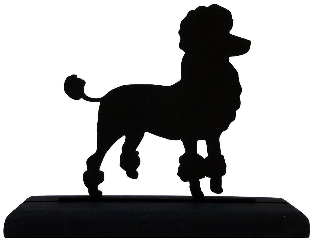 1100x848 Miniature Poodle Dog Vector Silhouette Stock Art 684943784