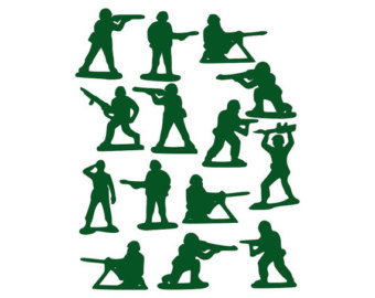340x270 Toy Soldier Etsy