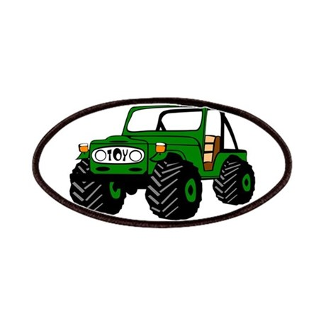 460x460 Toyota Patches