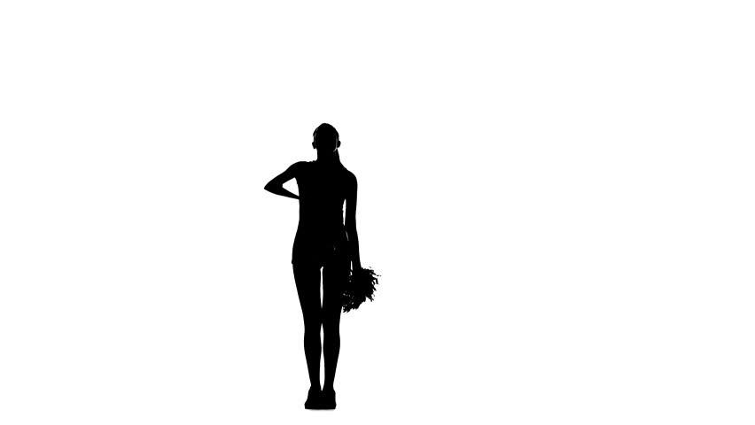 Track Runner Silhouette