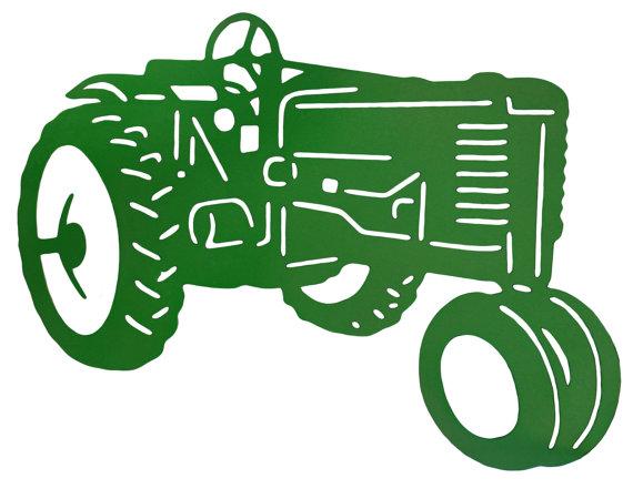 tractor silhouette clip art at getdrawings com free for personal rh getdrawings com john deere clipart black and white john deere clip art to download