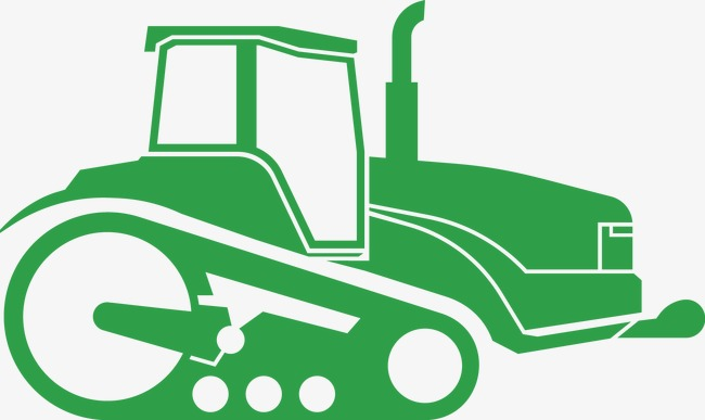 650x387 Tillage Equipment Tools Silhouettes, Silhouette Farmers, Color