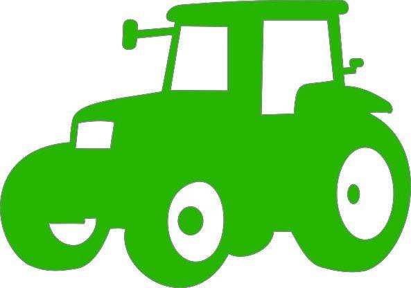 593x416 Tractor Auf Strijkapplicaties.nl