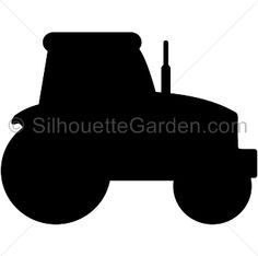 236x234 Tractor Silhouette Clip Art. Download Free Versions Of The Image