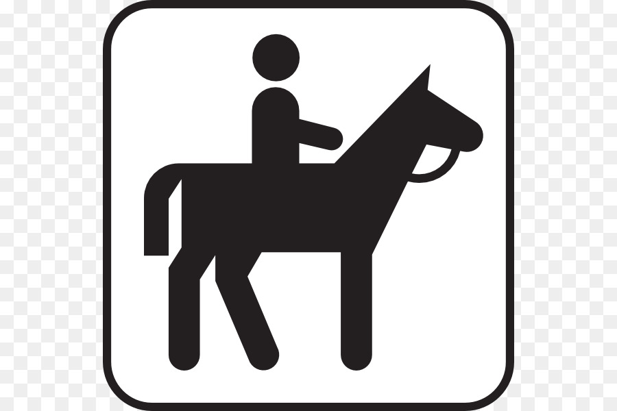 900x600 Horse Equestrianism Trail Riding Clip Art