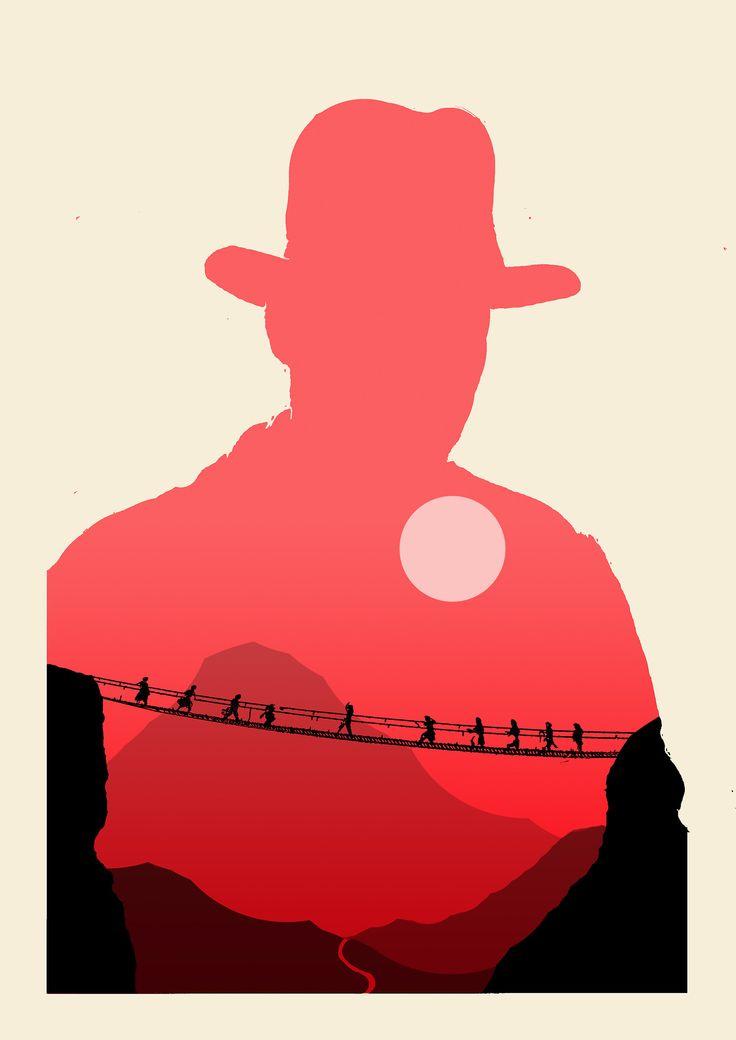 736x1040 Indiana Jones Clipart Trail Map