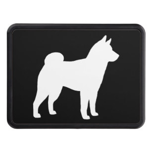 307x307 Silhouette Trailer Hitch Covers