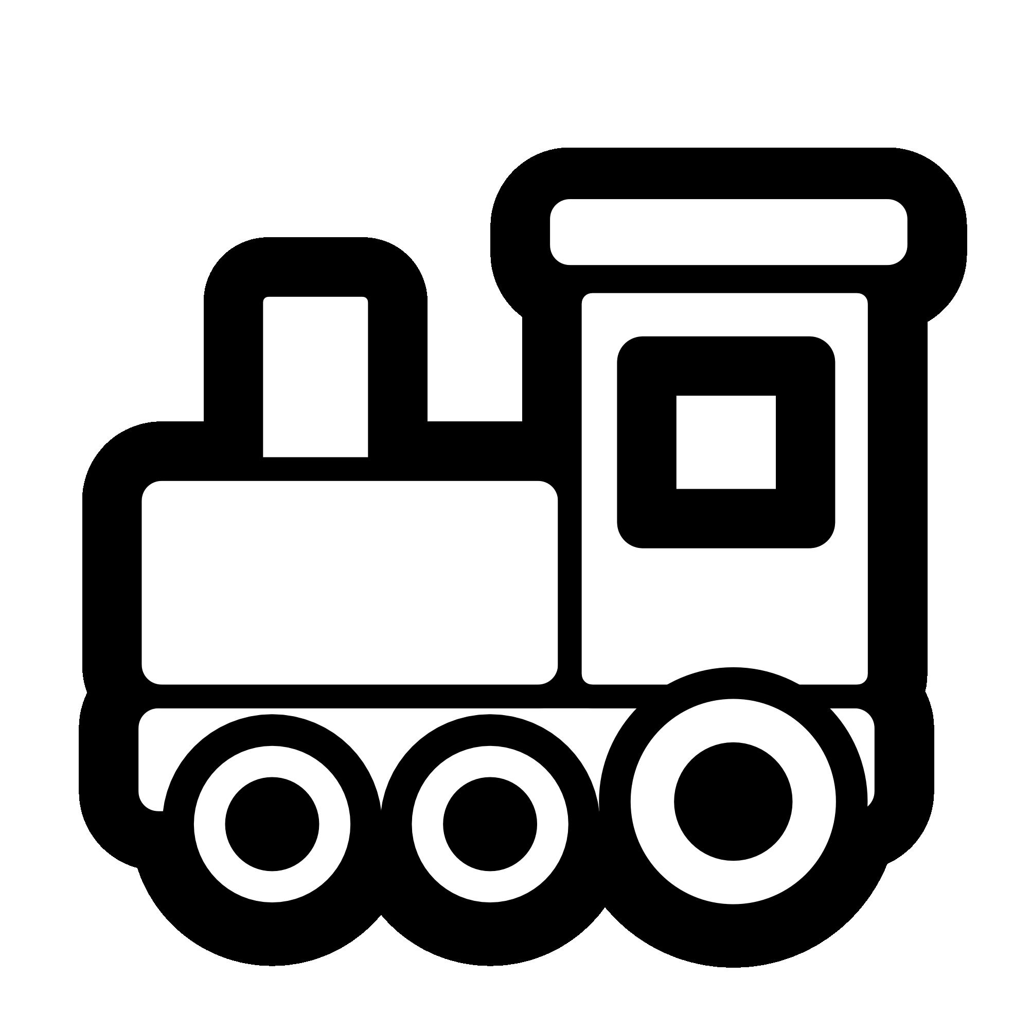 1969x1969 Microsoft Train Clipart