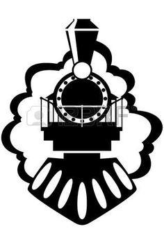236x333 Train Logo Design