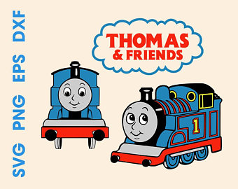 340x270 Thomas The Train Svg Etsy
