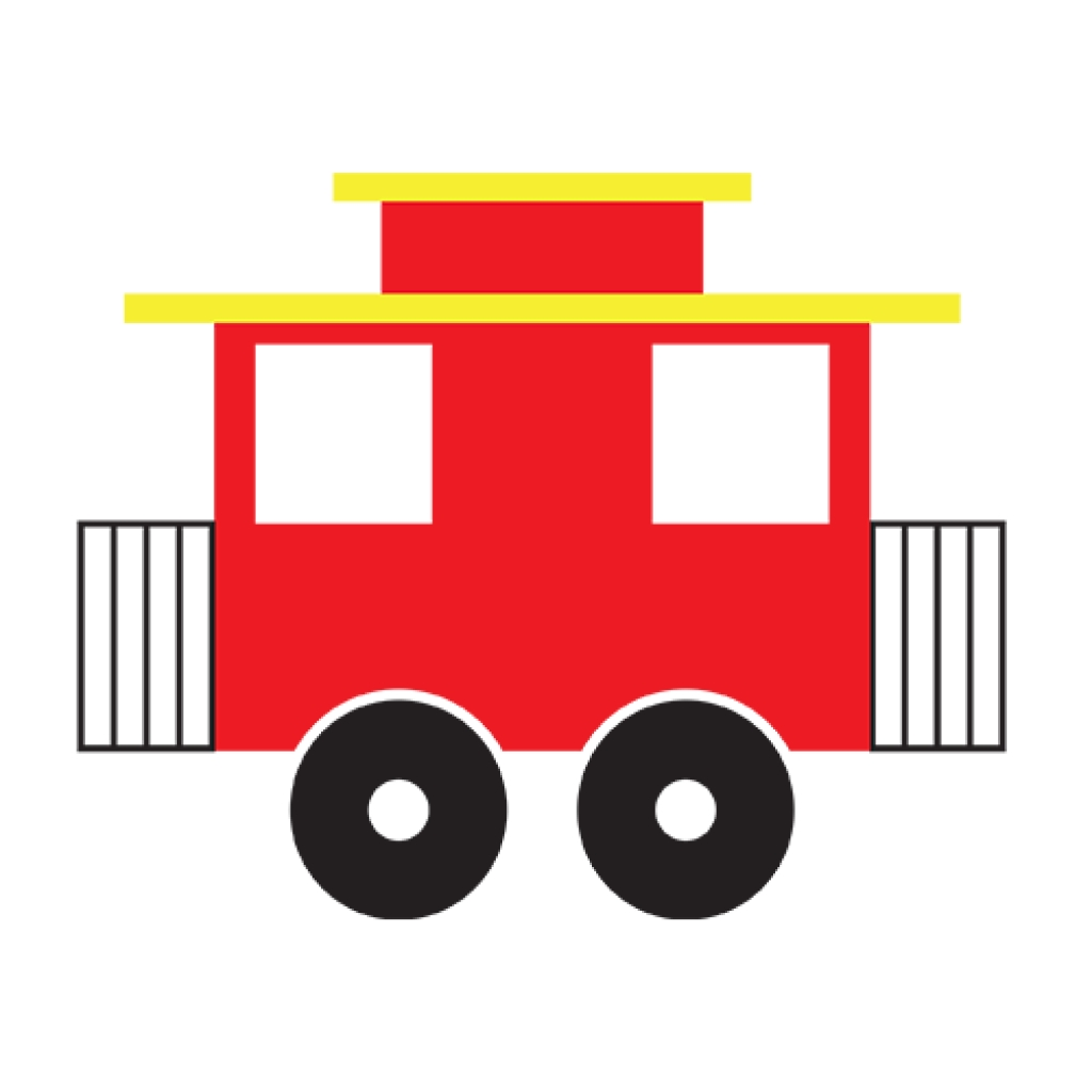 1024x1024 Train Caboose Clipart Clipart Panda Free Clipart Imagespng Caboose