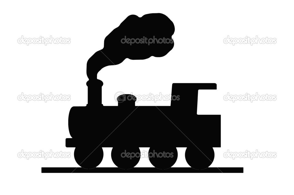 1024x682 Train Silhouette