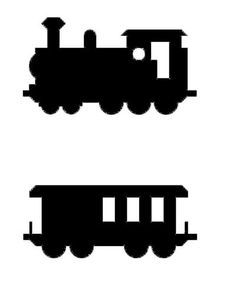 236x292 Free Svg Alphabettrain Page 1.jpg Other Carriages Have A Letter
