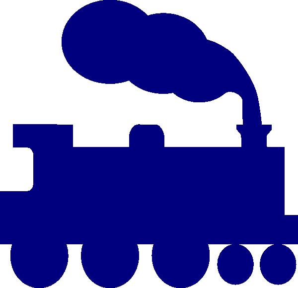 600x580 Train Silhouette Clip Art
