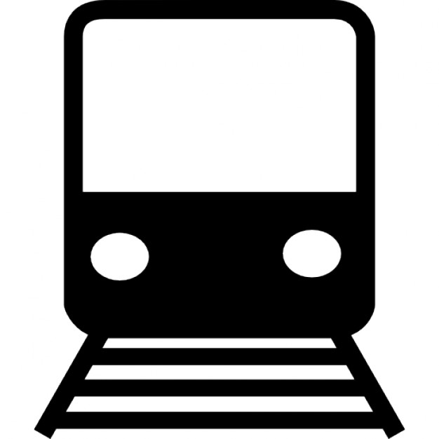 626x626 Train On Rails Icons Free Download